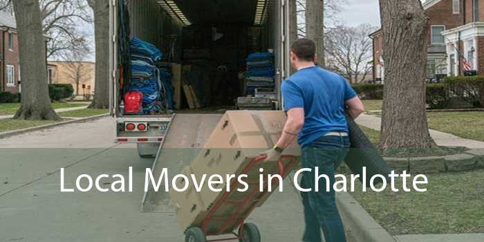 Local Movers in Charlotte
