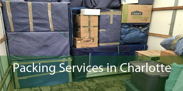 Packing Services in Charlotte