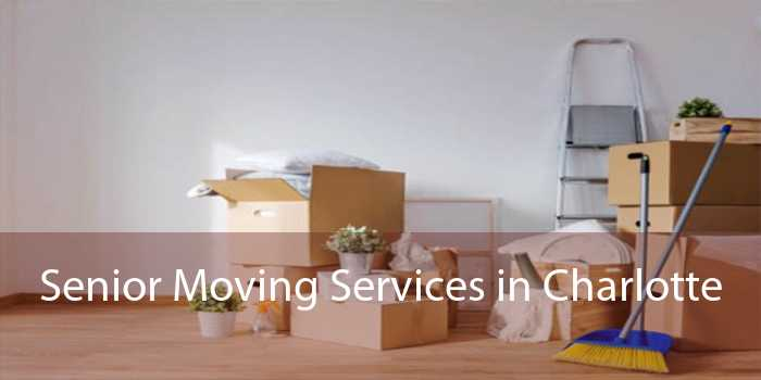 Senior Moving Services in Charlotte